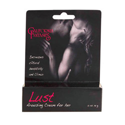Lust arousing cream for her - clitoral gel