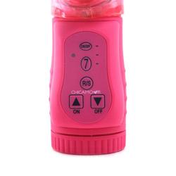 Rabbit vibrator with rotating beads - Chicamour rabbit vibrator 7 speeds - view #4