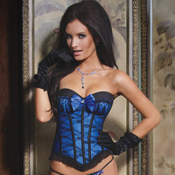 Victorian dreams corset