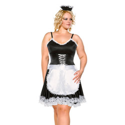 Diva frisky french maid - costume