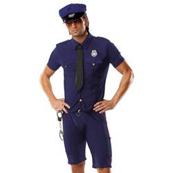 Policeman - costume