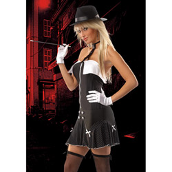 Mob girl - costume