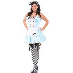 Alice - sexy costume
