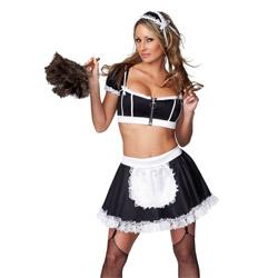 Upstairs maid - costume