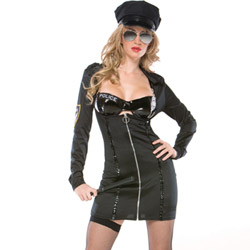 Corrections officer - costume