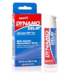 Spray - Dynamo delay - view #2