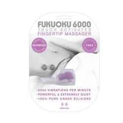 Finger massager - FUKUOKU 6000 - view #2