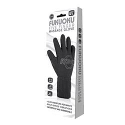 Massager - FUKUOKU 5 finger massage glove (right hand) - view #2
