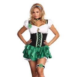 Good luck charm - costume