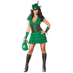 Robyn da hood - costume