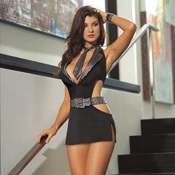 Executive dancer dress