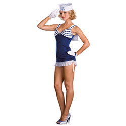 Cute Salute sailor - costume