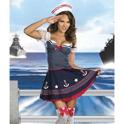 Ship happens - sexy costume