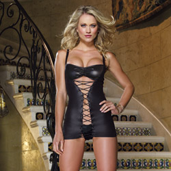 Mistress of the dungeon chemise