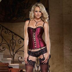 Natalia corset and short