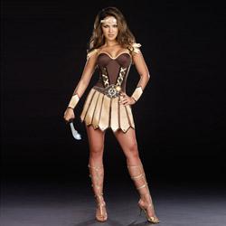 Remember the trojans - costume