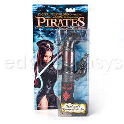 G-spot rabbit vibrator - Pirates Katsuni's revenge of the sea rabbit - view #5