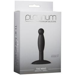 Butt plug - Platinum minis small - view #2