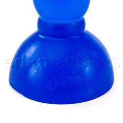 Butt plug - Blue thunder smooth plug - view #3