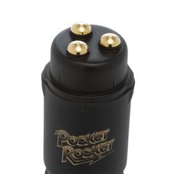 Pocket rocket with attachments - Pocket rocket black - view #2