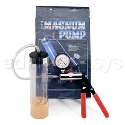 Bomba para el pene - Magnum pump - view #2