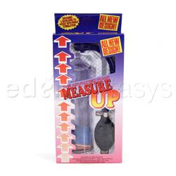 Bomba para el pene - Measure up pump - view #2