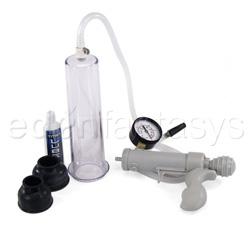 The professional titan enlarger pump - Bomba para el pene