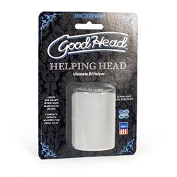 Penis stroker - Goodhead helping head - view #4