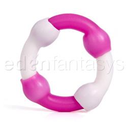 Ying yang love ring - cock ring