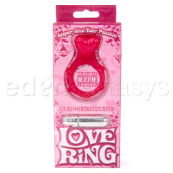Cock ring - Love ring - view #4