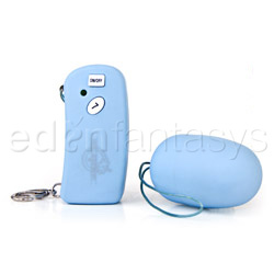 7 function wireless remote egg - vibrator
