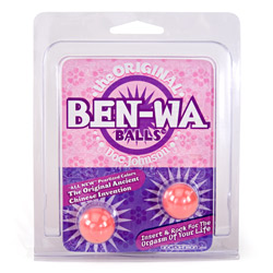 Vaginal exerciser - Ben-wa balls - view #3