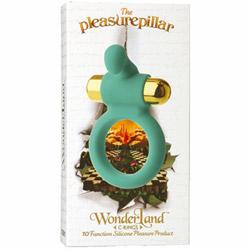 Cock ring - Wonderland Pleasurepillar c-ring - view #3