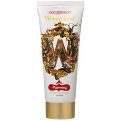 Lubricant - WonderLand personal lubricant - warming - view #1
