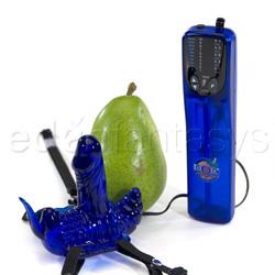 Strap-on butterfly - Strap-on vibrator