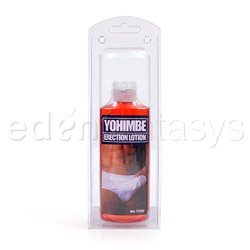Yohimbe erection lotion