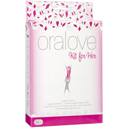 Vibrator kit for couples - Oralove kit for her - view #2