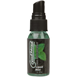Lubricant - Good head oral delight spray - view #1