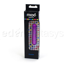 Discreet massager - Mood powerful vibrator small - view #4
