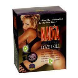 Nadia doll - Female love doll