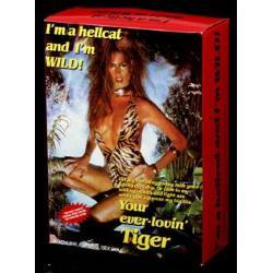 Tiger doll - Female love doll