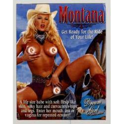 Dream girls: Montana doll - Female love doll