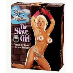 Dream girls:slave doll - Muñecas de amor femeninas