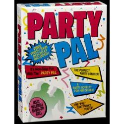 "Party pal ""no"" hole doll(male) - DVD"