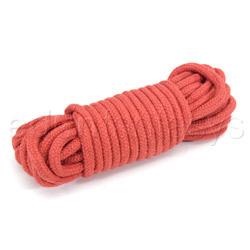 Japanese bondage rope - sex toy