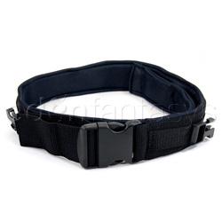 Tie - ups adjustable waist belt