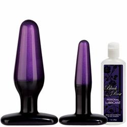 Anal kit  - Black rose stems of seduction - view #1