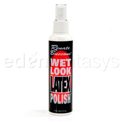 Wet look latex polish - Spray
