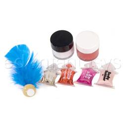 Weekender for lovers kit - Sensual kit