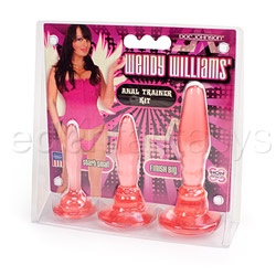 Anal kit  - Wendy Williams anal trainer kit - view #3